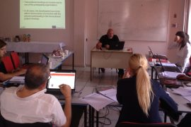 STEER project kick-off meeting in Athens