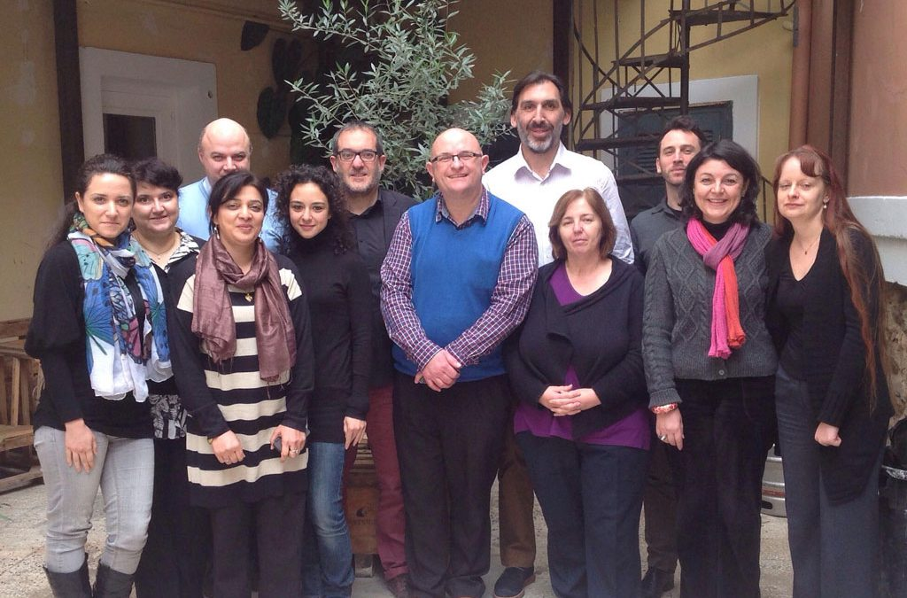 LITSSTW: third Partner Meeting in Athens
