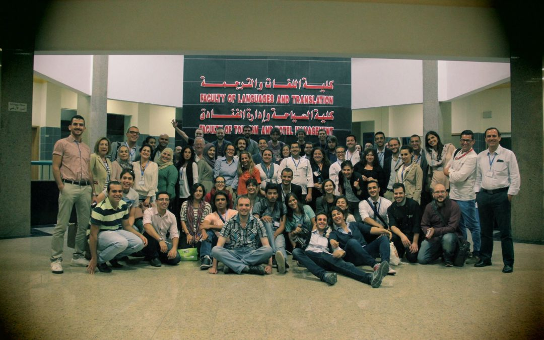 SLOWMED, EXCHANGING IDEAS AND RECIPES IN EGYPT