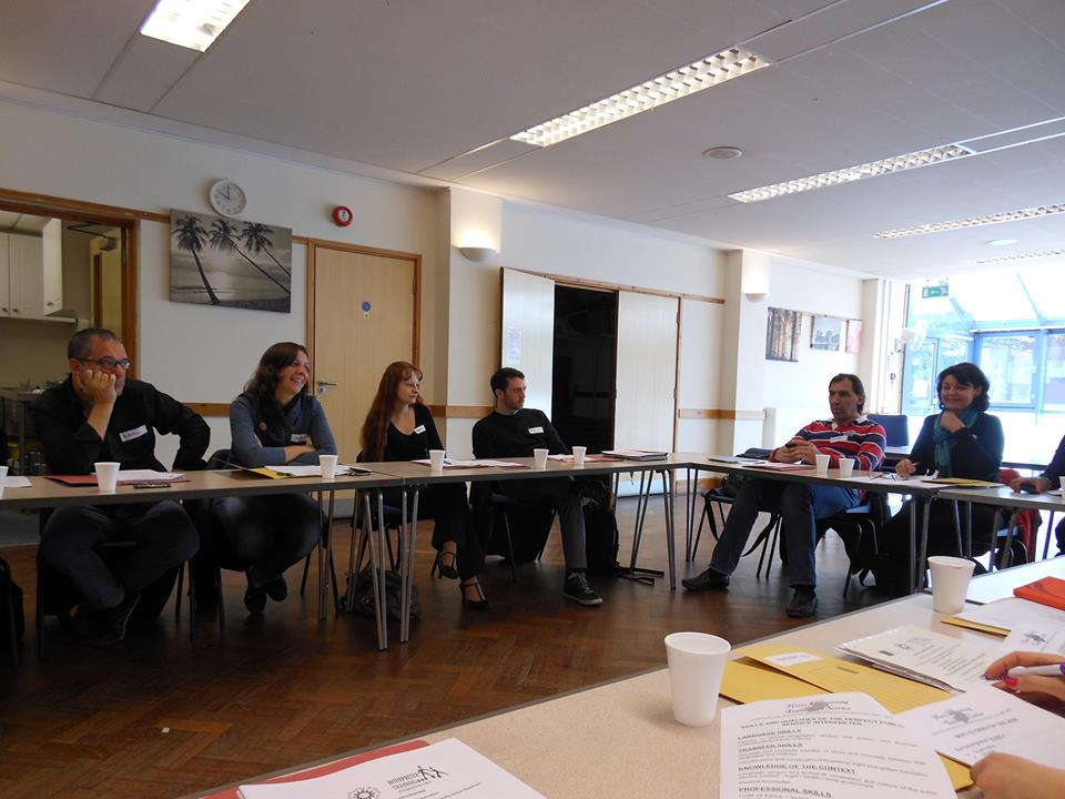 LITSSTW: Second Partner Meeting in Hemel Hempstead