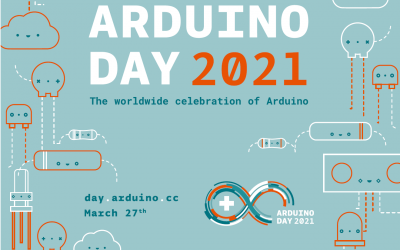 Join Arduino Day 2021 with CSC Danilo Dolci