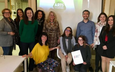 Art as a universal language for inclusion since childhood: ArtsTogether curriculum is ready!