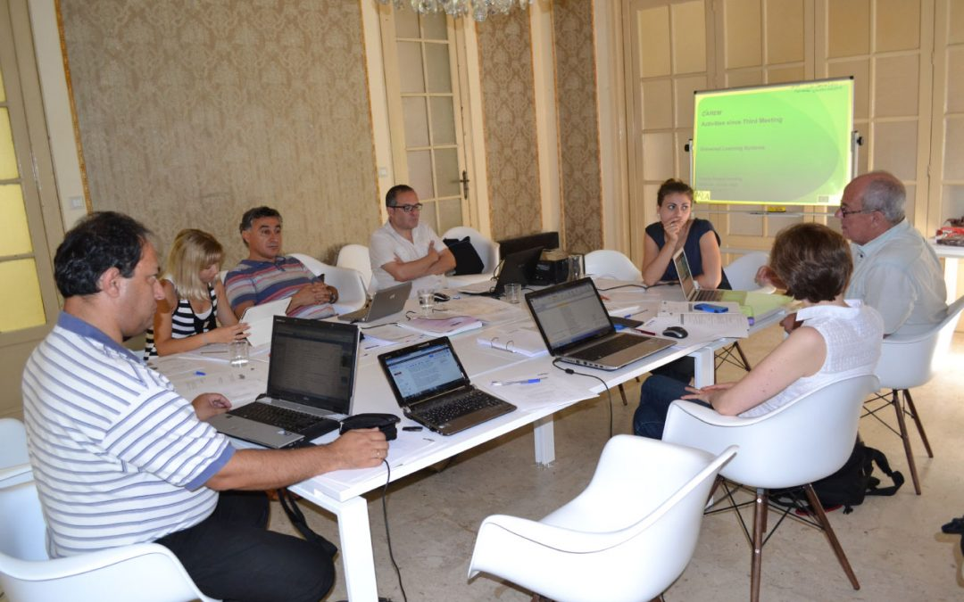 CAREM – 4th Meeting in Palermo