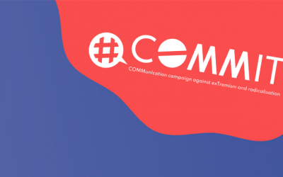 COMMIT: A communication campaign to combact online hate
