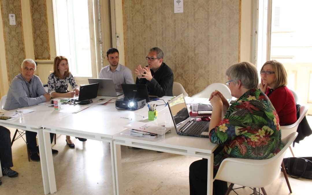 In Palermo the kick-off meeting of IDEANNOVASHIP project, to ideate and facilitate social enterprises