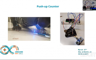 E-DESIGN: Arduino Day and digital skills for everyone