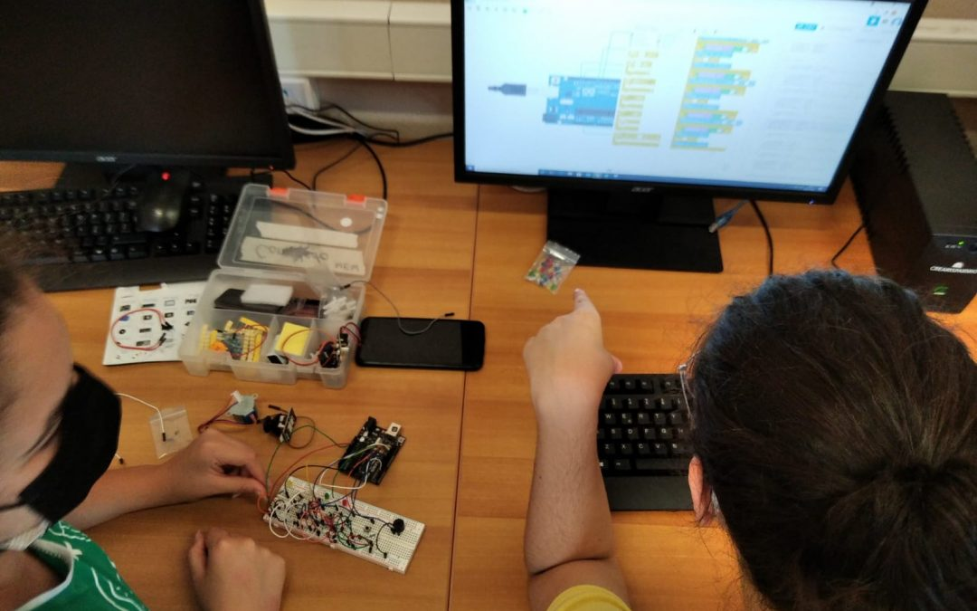 Back in class with E-DESIGN ICT training courses