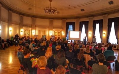 """Final conference """"Start the Change"""" in Zagreb"""