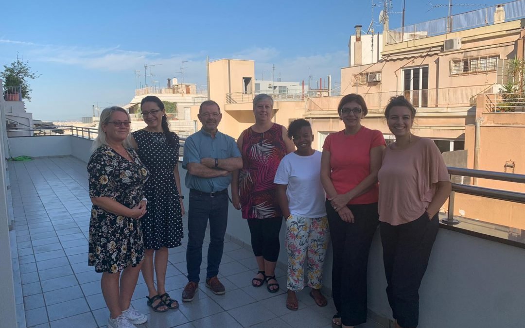 AMW in Greece: learning materials for migrant women finalized and flexible to different learning needs