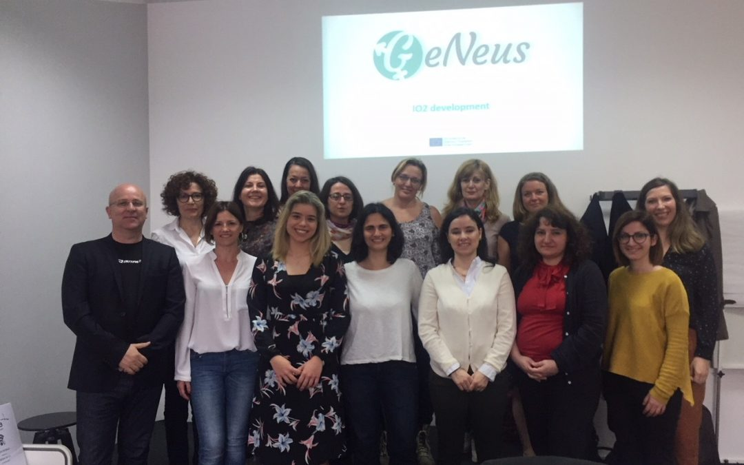 GeNeus: Promoting equal opportunities in the access to the labour market