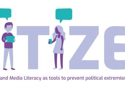 ICITIZEN – CITIZENSHIP EDUCATION AND MEDIA LITERACY AS TOOLS TO PREVENT POLITICAL EXTREMISM ON SOCIAL NETWORKS