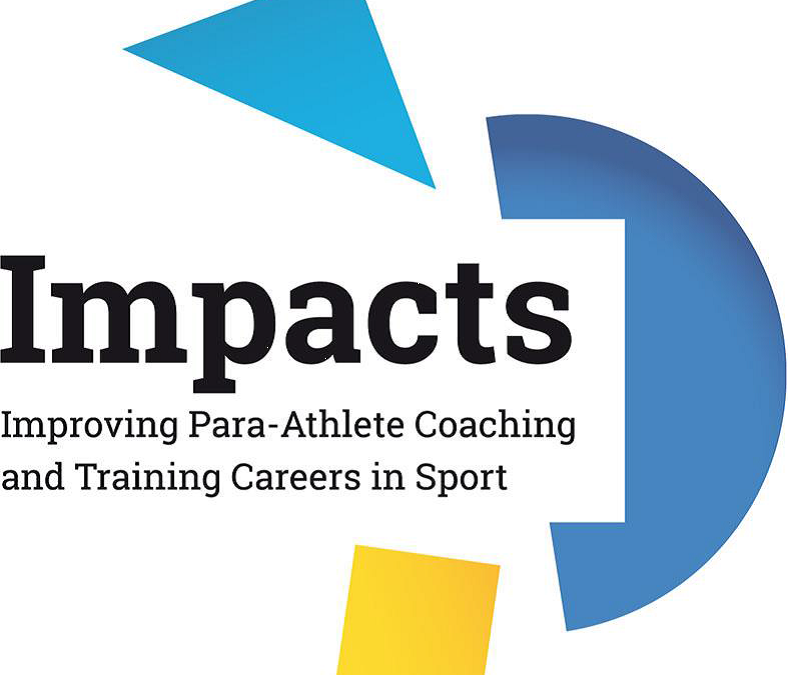 IMPACTS provides stepping stones to mainstream disabled athletes into coaching