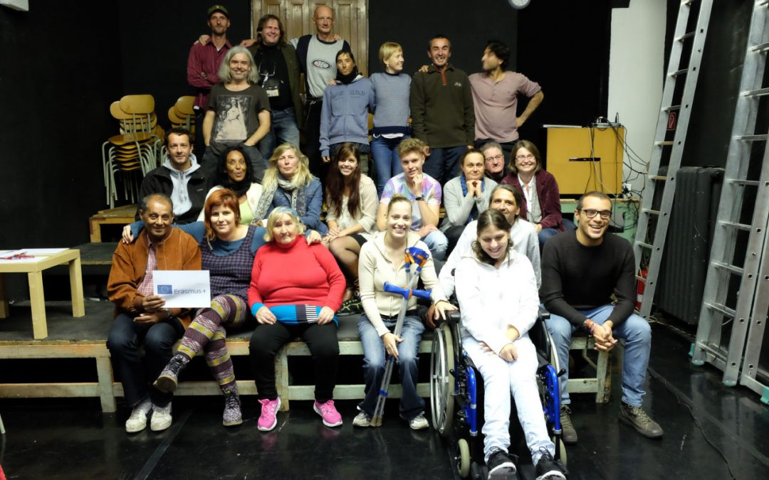 MEDART project started, theatre as a tool for social inclusion