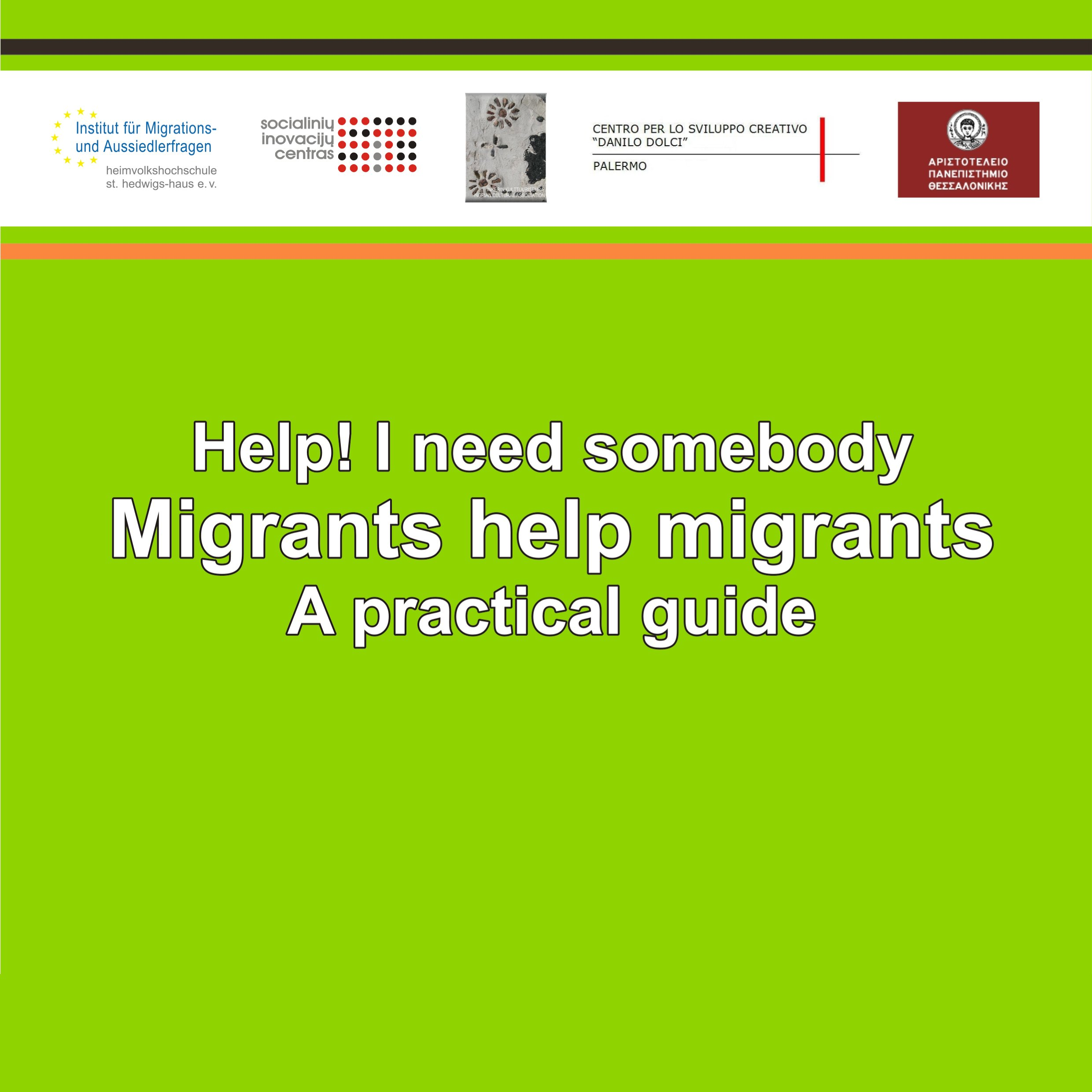 UPS – The practical guide: Migrants help migrants