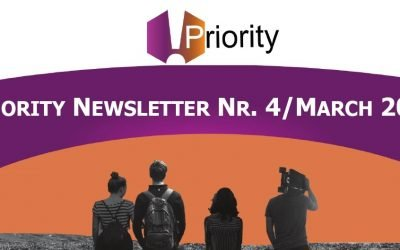 PRIORITY Newsletter n. 4 – March 2021
