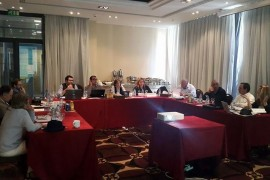 SlowMed, mid-term overview in Beirut