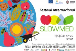 SlowMed, Mediterranean Diet Festival in Algarve, Portugal