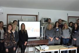 The launch of Tour4all: developing new training curricula for accessible tourism