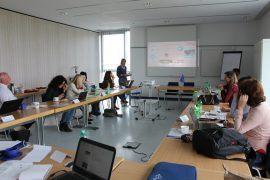 Operative Skills in Accessible Tourism: a closer reality after Tour4All's 2nd partner meeting