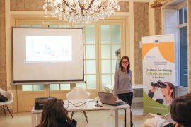 CSC and Erasmus for Young Entrepreneurs: the end of an experience, the beginning of new opportunities