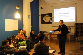 Multiplier IDEANNOVASHIP event in Palermo