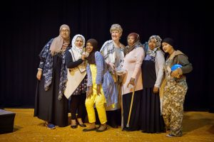 React Community Theatre refugees' social inclusion