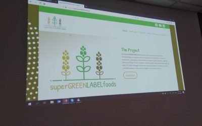 In Patras SGLF launches training for farmers and producers of superfoods